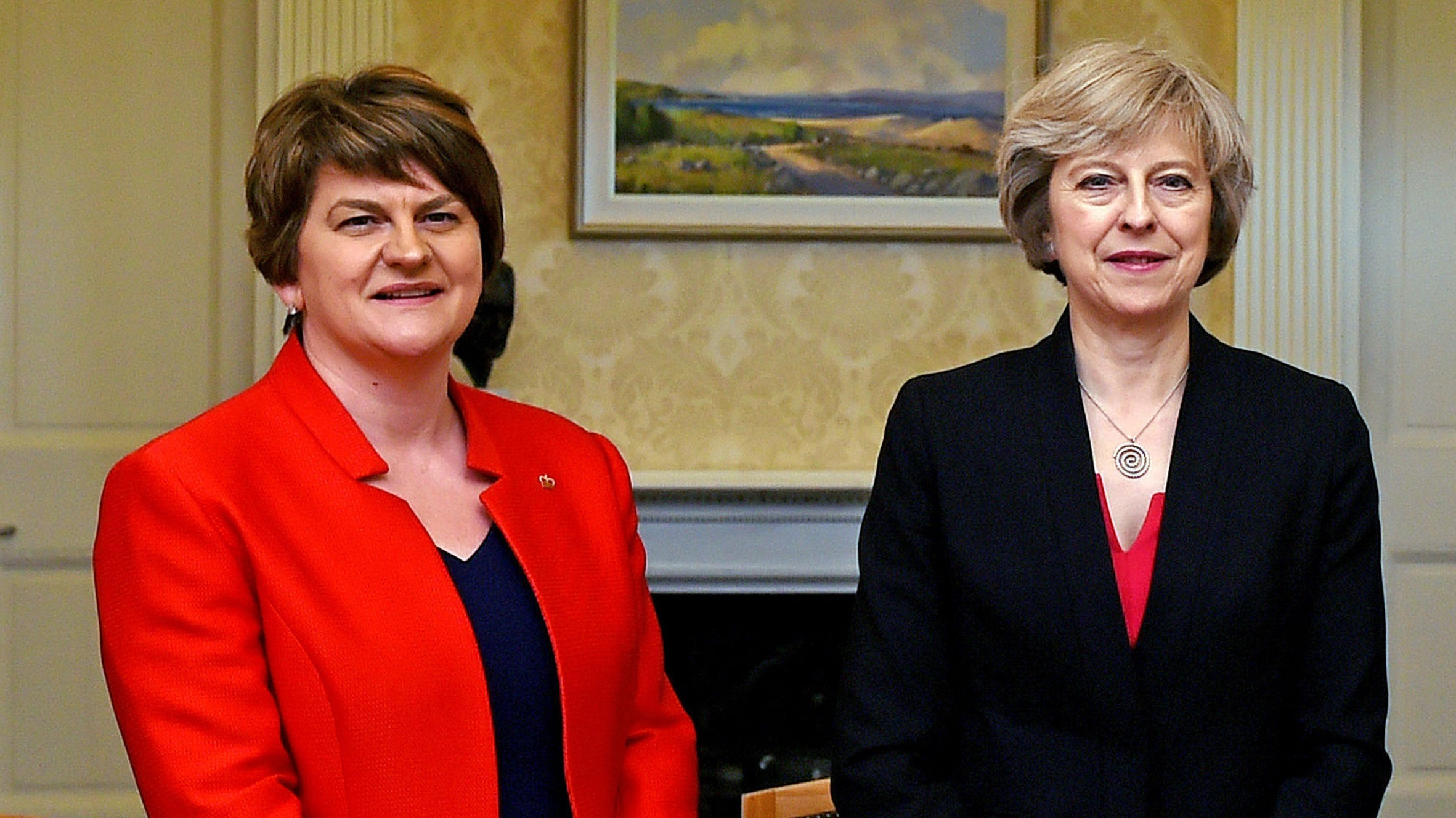 May to meet Northern Ireland parties amid DUP deal concerns